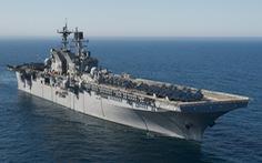 Bộ trưởng quốc phòng Mỹ - Philippines bàn cách đối phó tàu Trung Quốc ở Đá Ba Đầu