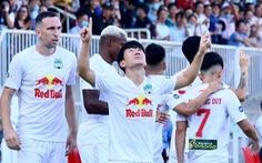 Dẫn trước 3-0, HAGL thắng vất vả Nam Định 4-3 ở phút 90+6