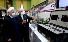 Iran: Sự cố tại cơ sở hạt nhân Natanz của Iran là 'khủng bố hạt nhân'