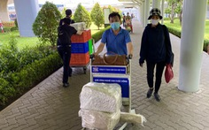 Lắp thêm 3 thang máy tại nhà xe sân bay Tân Sơn Nhất