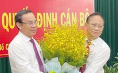 Ông Trần Văn Nam làm bí thư Huyện ủy Bình Chánh