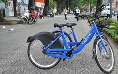 TP.HCM cho thí điểm xe đạp công cộng ở khu vực quận 1