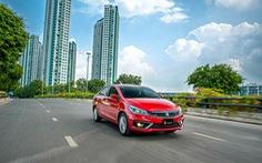 Tựa như căn penthouse rộng rãi, Suzuki Ciaz Mới chinh phục các khách hàng khó tính