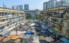 Hơn 600 chung cư hư hỏng nặng cấp C, cấp D, cải tạo chưa tới 10%