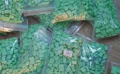 Triệt phá cả một kho ma túy từ Campuchia về Việt Nam