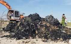 Từ điều tra của Tuổi Trẻ: Nhóm chôn 4.400 tấn rác thải san lấp mặt bằng hầu tòa