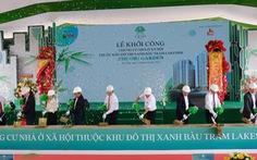 Khởi công dự án nhà ở xã hội gần 3.400 căn hộ tại Đà Nẵng