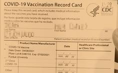 Chậm triển khai 'hộ chiếu vắcxin' ở Việt Nam?