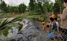 3 trẻ mầm non chết đuối ở hồ nước tưới cà phê