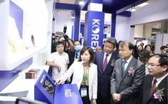 Hàn Quốc thúc đẩy giao thương trực tuyến tại Vietnam Expo 2021