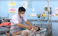 Hà Nội: bệnh tay chân miệng đã xuất hiện ở 28 quận huyện