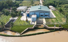 Nhà máy nước dùng vốn ODA không qua bảo lãnh để tránh nợ công