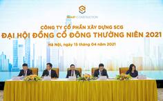 Lợi nhuận SCG sẽ tăng 178% lợi nhuận trong năm 2021