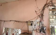Phòng cháy từ thiết bị điện