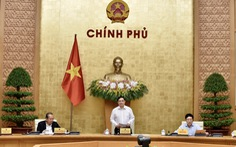 Thủ tướng Phạm Minh Chính chủ trì phiên họp Chính phủ đầu tiên