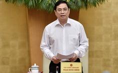 Thủ tướng yêu cầu sớm xây dựng dự án Luật đất đai sửa đổi
