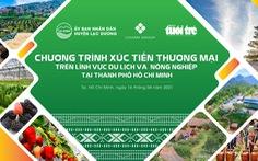 Huyện Lạc Dương xúc tiến đầu tư nông nghiệp, du lịch tại TP.HCM