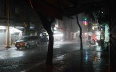 Nam bộ, TP.HCM đang mưa chuyển mùa, có nơi đã mưa lớn kỷ lục thứ 2 từ năm 1978