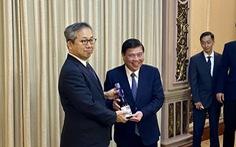 TP.HCM hoan nghênh Nhật Bản chuyển dịch chuỗi cung ứng
