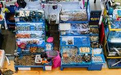 Nhà buôn cá Hàn phản đối Nhật xả  1 tỉ tấn nước thải Fukushima ra biển