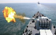 Phái đoàn Mỹ thăm Đài Loan, Trung Quốc công bố tập trận bắn đạn thật