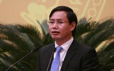 Khai trừ đảng cựu chánh Văn phòng Thành ủy Hà Nội