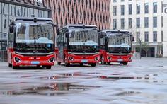 Trung Quốc mở dịch vụ xe buýt tự lái đầu tiên, dưới 18 tuổi không được đi 1 mình