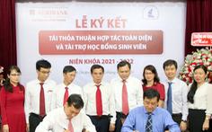Agribank Bình Thạnh và Đại học Khoa học tự nhiên ký hợp tác toàn diện