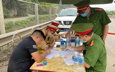 4 tài xế dương tính ma túy, say rượu trên cao tốc Hà Nội - Thái Nguyên