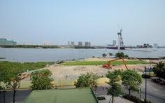 Quy hoạch quảng trường ngay bờ sông quận 1, TP.HCM