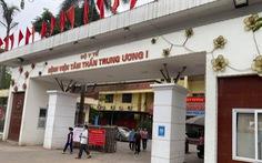 Cách chức giám đốc Bệnh viện Tâm thần trung ương để 'bay lắc' trong bệnh viện