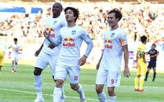 V-League 2021: Sự trỗi dậy của các chân sút nội