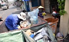 TP.HCM từ tết tới giờ, tiền thu gom rác tăng 'loạn'
