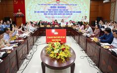 Hà Nội hiệp thương còn 36 ứng viên đại biểu Quốc hội