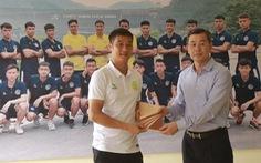 Cựu tuyển thủ Lê Quốc Vượng làm HLV trưởng CLB bóng đá Hòa Bình