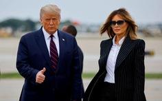 Đài CNN: Bà Melania Trump không muốn trở lại Nhà Trắng