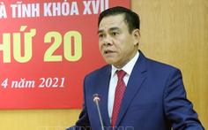 Giám đốc Công an Nghệ An được bầu làm chủ tịch UBND tỉnh Hà Tĩnh
