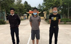 Bắt 2 người Campuchia đưa rước 3 người Nghệ An về Long An vượt biên