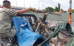 Công an TP.HCM nhận định ban đầu về nguyên nhân vụ cháy làm 6 người chết