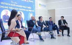 Sinh viên học kinh doanh online chuẩn mực với CEO Tiki, Momo