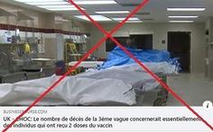 Đáng sợ với tin đồn 'tiêm 2 liều vắc xin cũng chết'