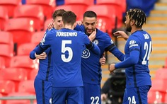 Đá bại Man City, Chelsea vào chung kết Cúp FA