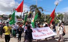 'Chính quyền dân sự' Myanmar đòi tham gia cuộc họp ASEAN