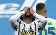 Vắng Ronaldo, Juventus nhận thất bại trước Atalanta và cạn dần hi vọng vô địch
