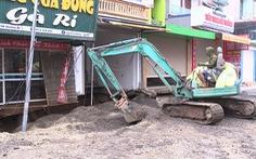 San lấp 'hố tử thần' rộng cả 100m2 ở Hà Nội theo quy trình của các nhà khoa học
