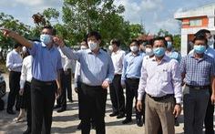 Bác sĩ Chợ Rẫy 'chi viện' Kiên Giang chống COVID-19, dự kiến xây 2 bệnh viện dã chiến