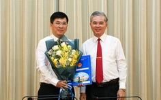 Ông Phan Thanh Tùng làm phó giám đốc Sở Tư pháp TP.HCM