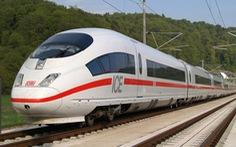 Đức muốn người dân chuyển từ máy bay sang tàu hỏa để cắt giảm khí thải