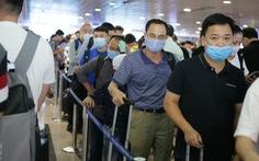 Bạn đọc hiến kế 'phá nghẽn' cửa soi chiếu sân bay Tân Sơn Nhất