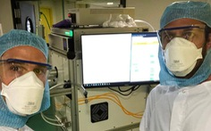 Phân tích khí thở để phát hiện người mắc COVID-19, mất chỉ vài chục giây